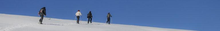 Stage détente Raquettes Alpes